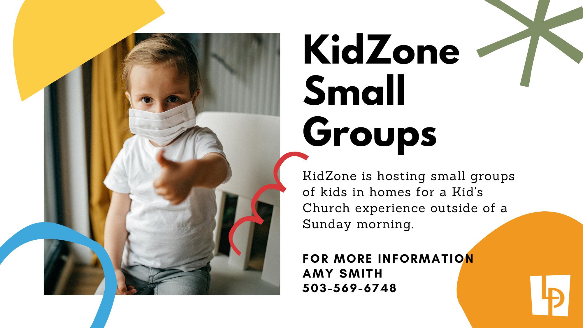 KidZone Small Groups