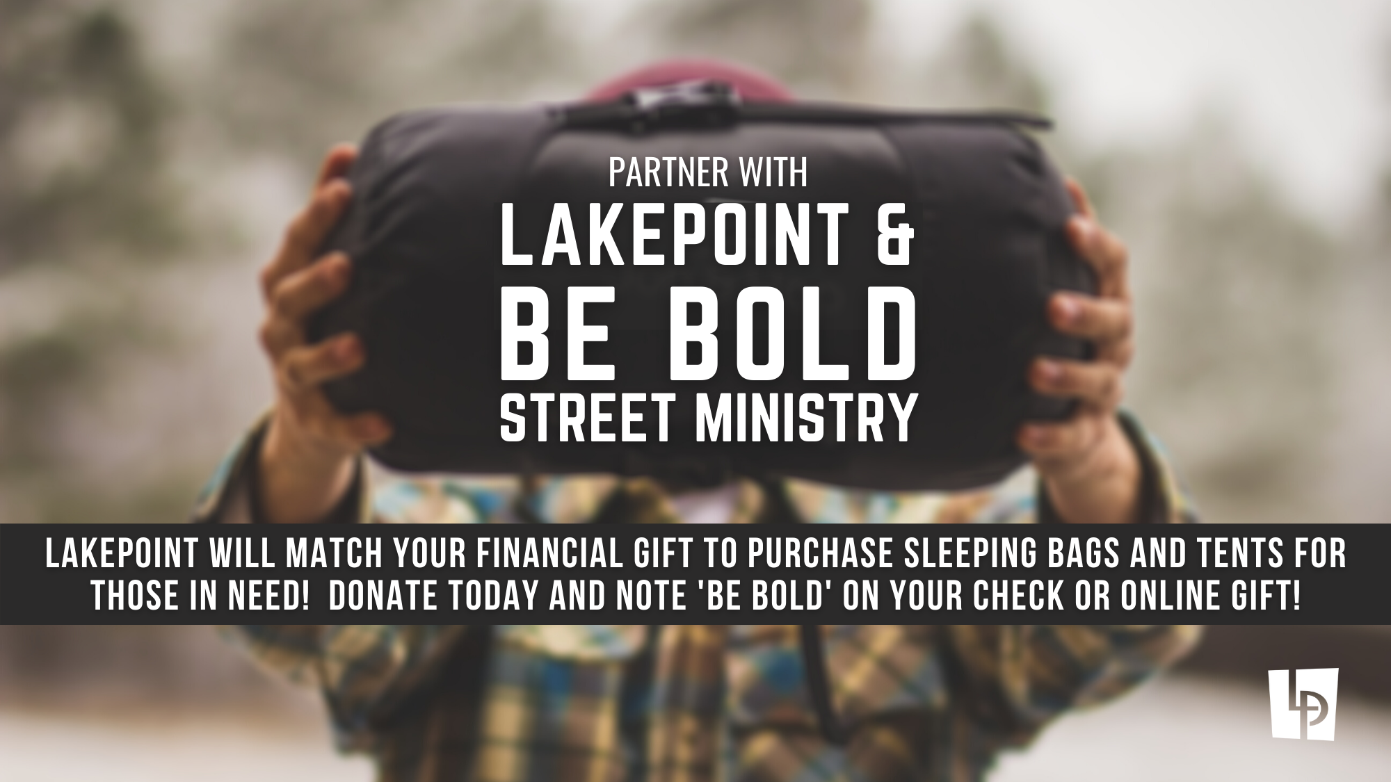 Be Bold Street Ministry